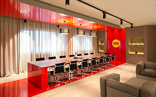 DIS – HQ – Conference room